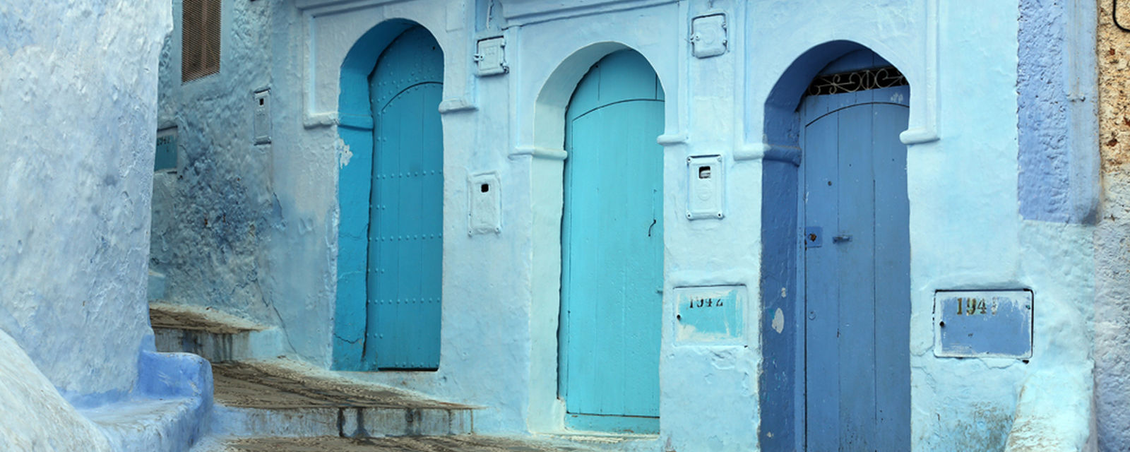 22 Blue City22 Chefchaouen Morocco
